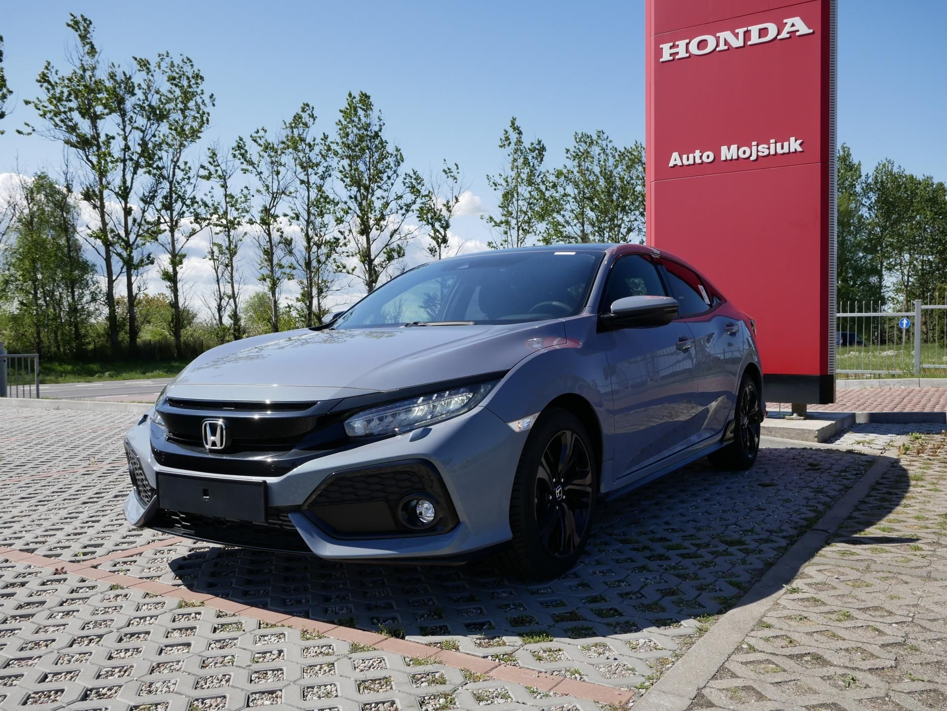 Honda Civic 1.5 VTEC TURBO Sport Plus CVT 2019 RABAT