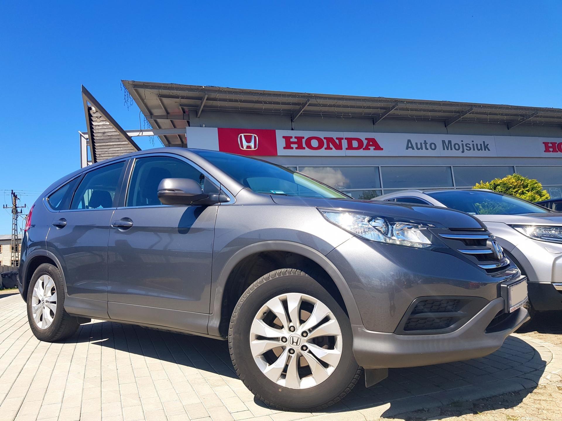 Honda CR-V 2.0 Elegance MT 2013 Salon Polska, Serwis ASO, Pierwszy właściciel