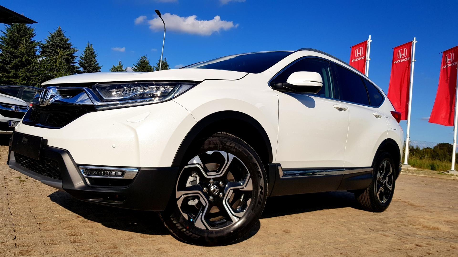 Honda CR-V 1.5 Lifestyle CVT 2019 RABATY