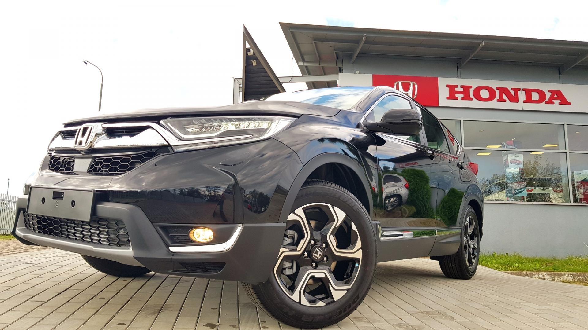 Honda CR-V 1.5 Elegance CVT 2019 RABATY