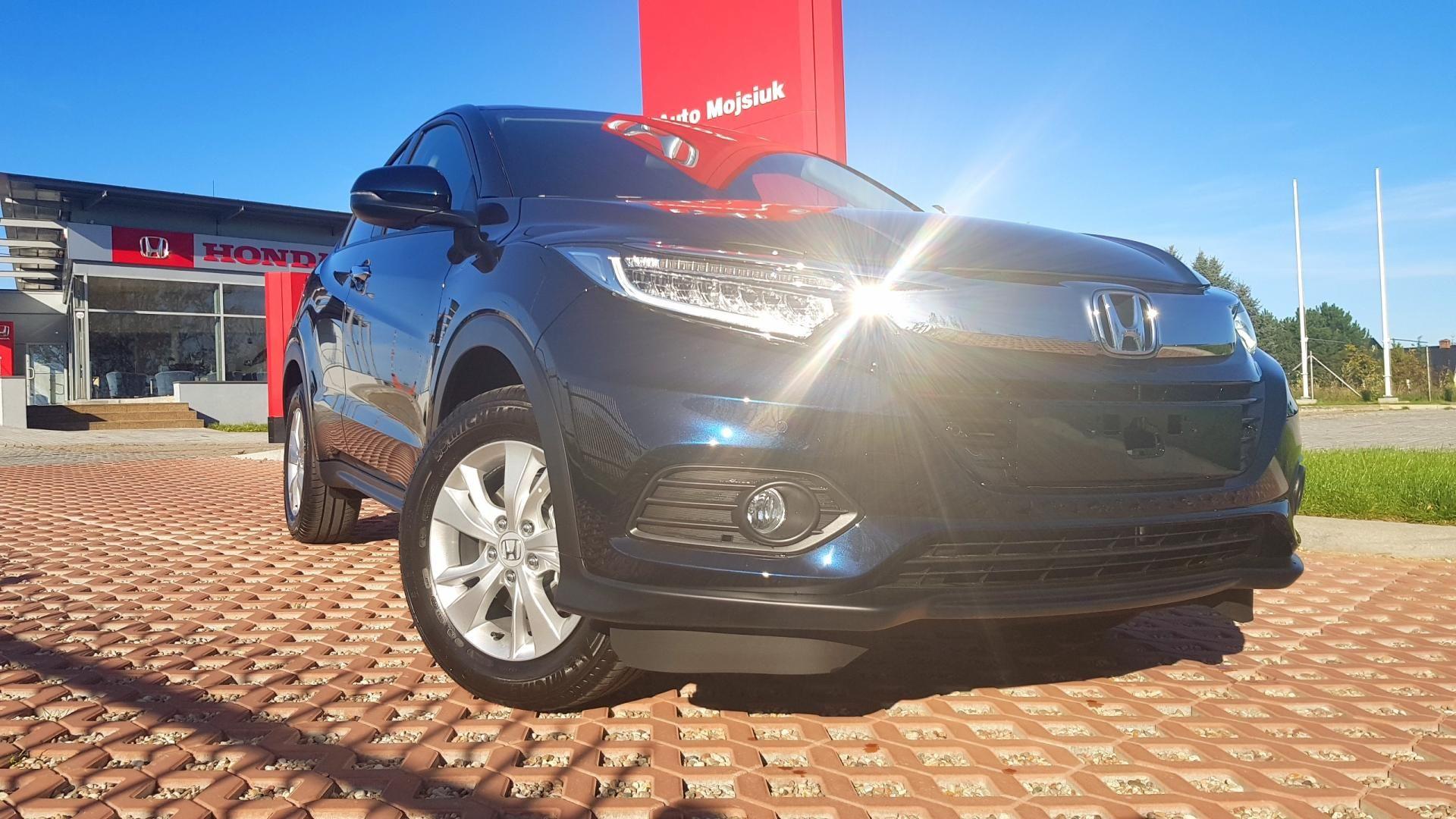 Honda HR-V 1.5 Elegance CVT 2020