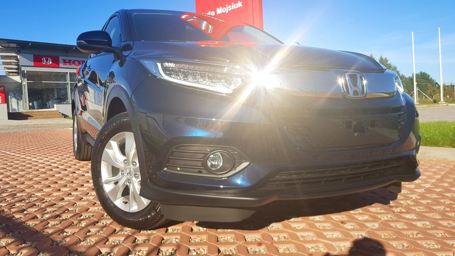 Honda HR-V 1.5 Elegance MT 2020
