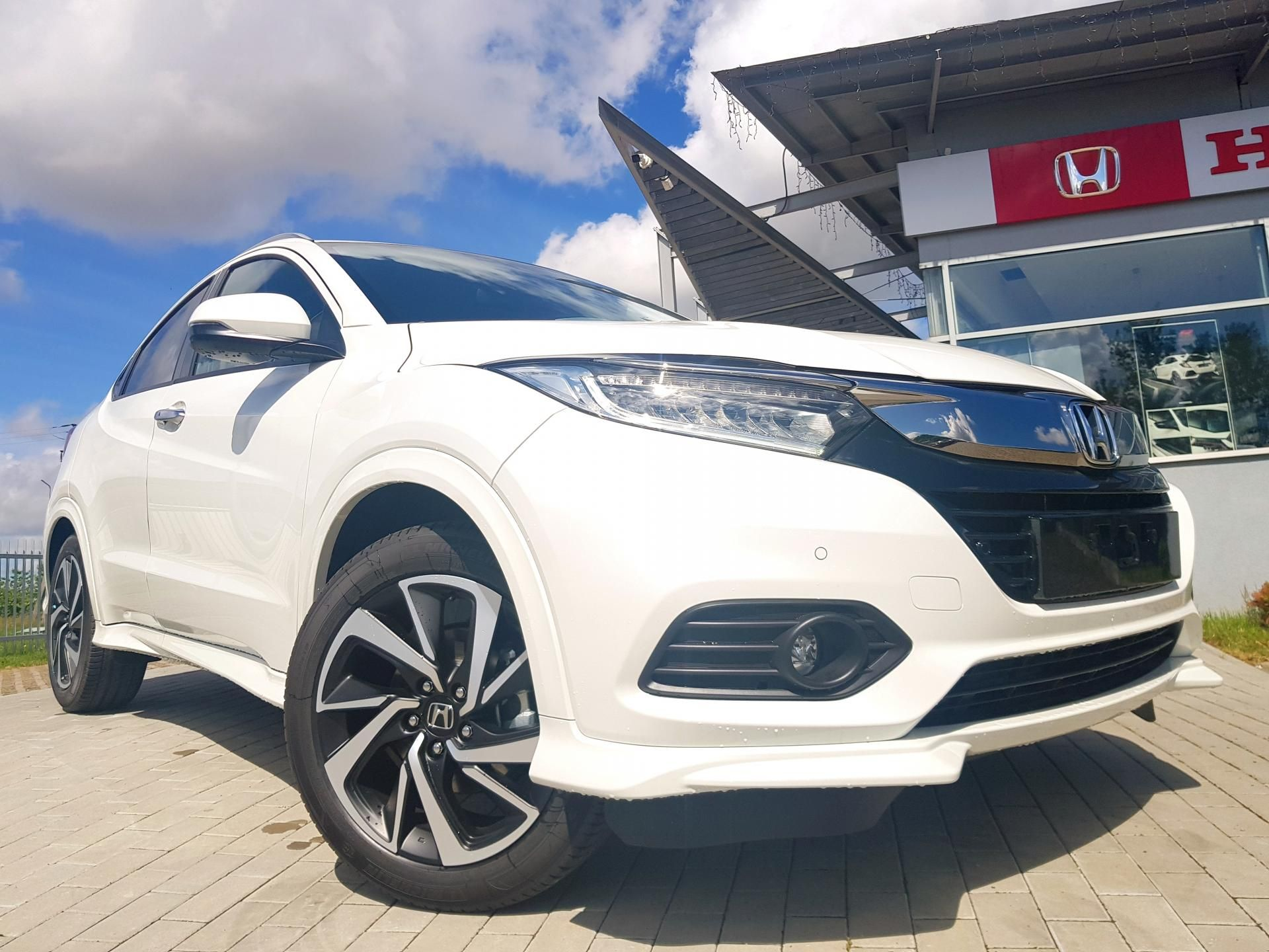 Honda HR-V 1.5 Executive MT 2020