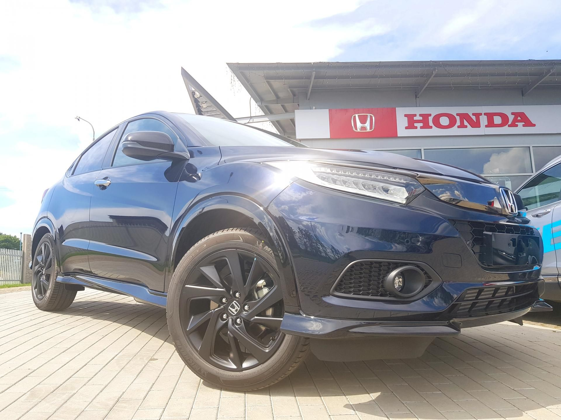 Honda HR-V 1.5 VTEC TURBO Sport MT 2020