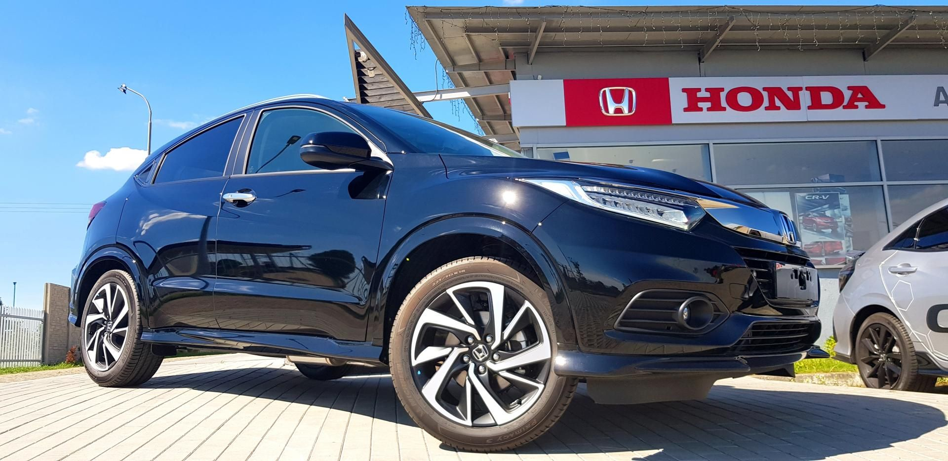 Honda HR-V 1.5 Executive MT 2020
