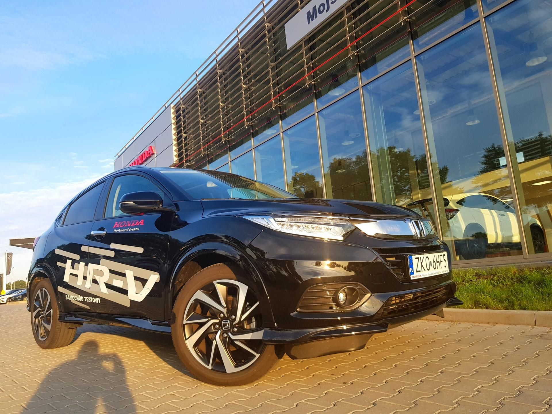 Honda HR-V 1.5 Executive MT 2019/2020 DEMO