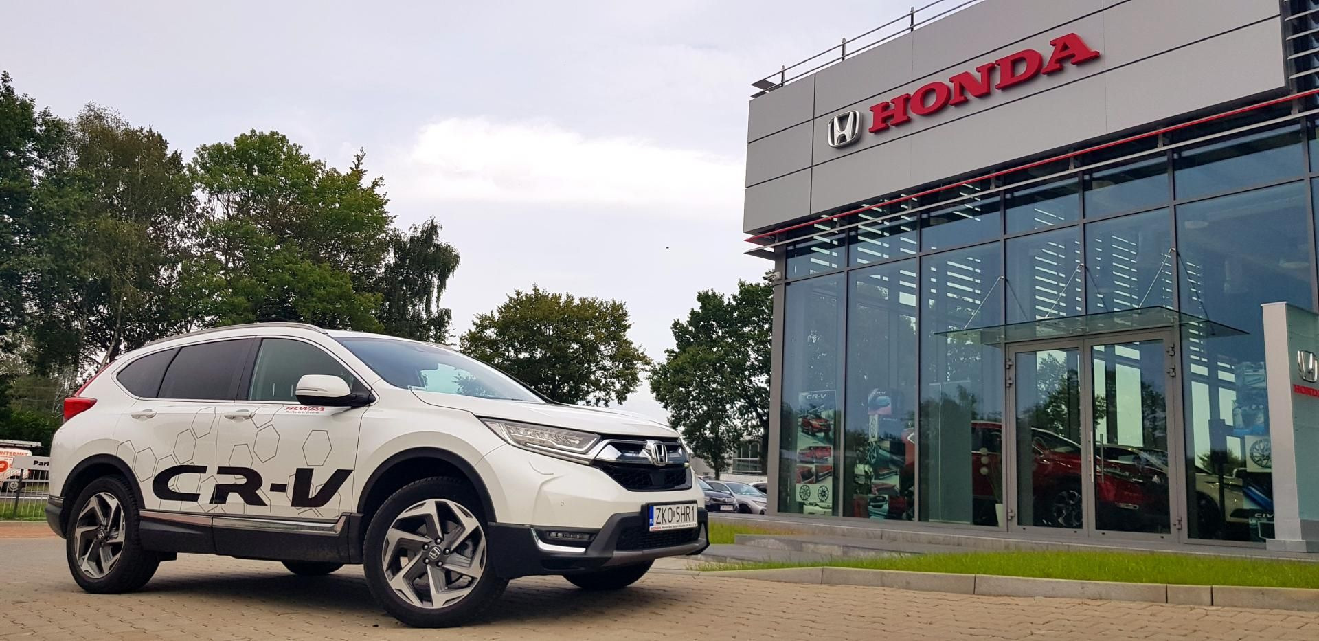 Honda CR-V 1.5 Executive MT 2019/2020 DEMO