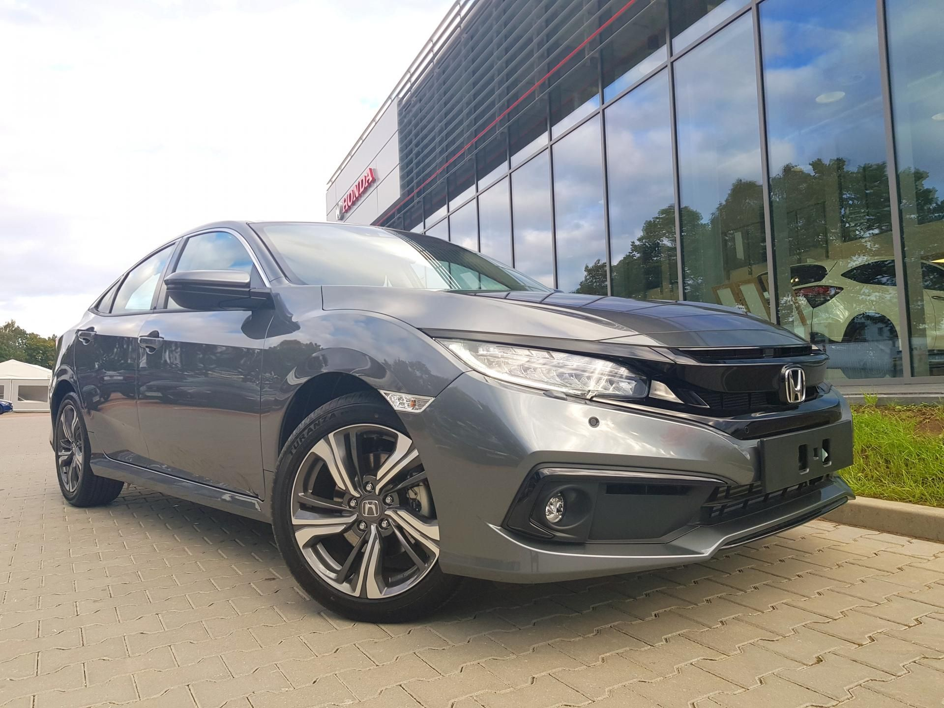 Honda Civic 1.5 Executive CVT 2020
