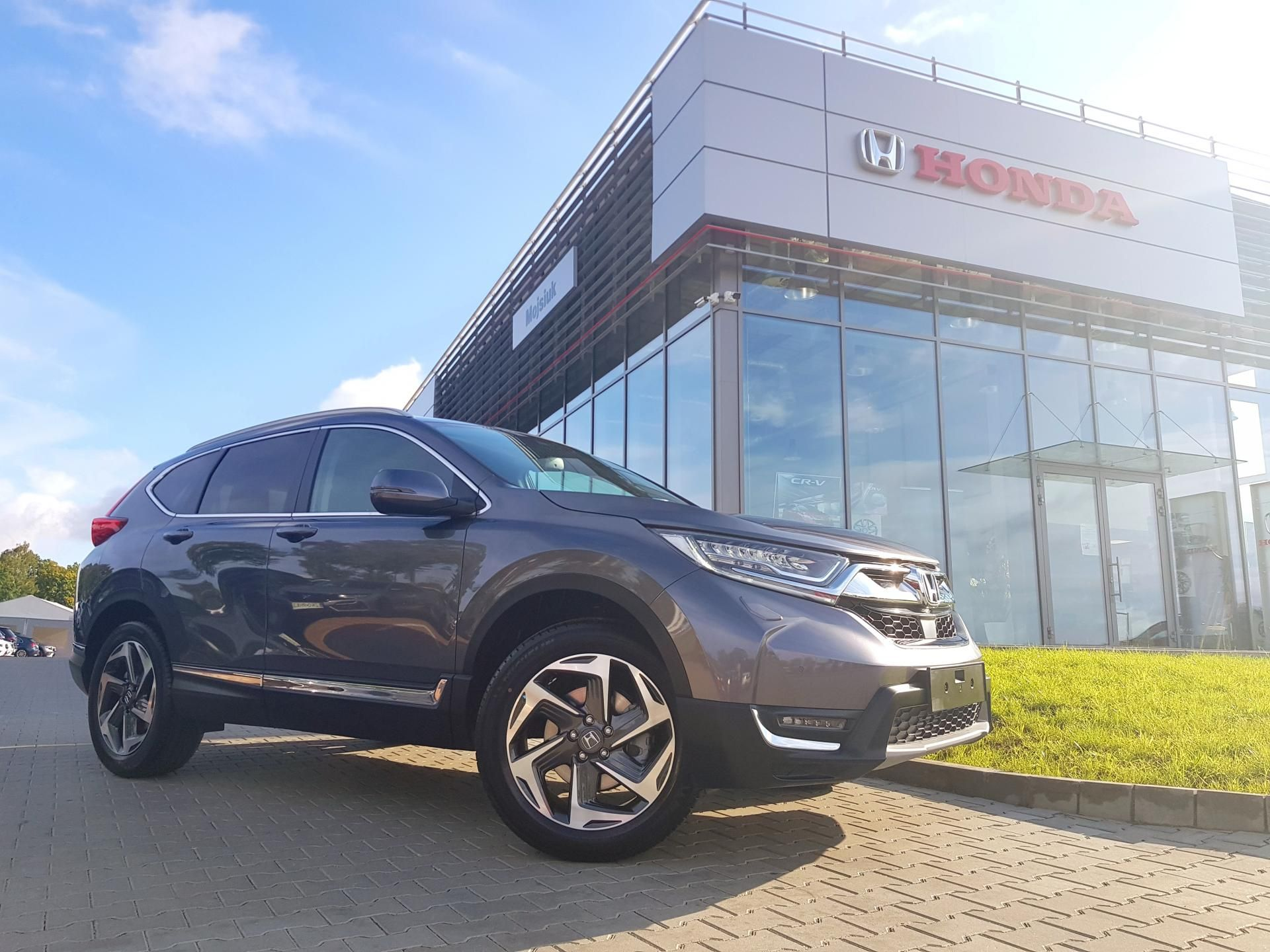 Honda CR-V 1.5 Executive MT 2020