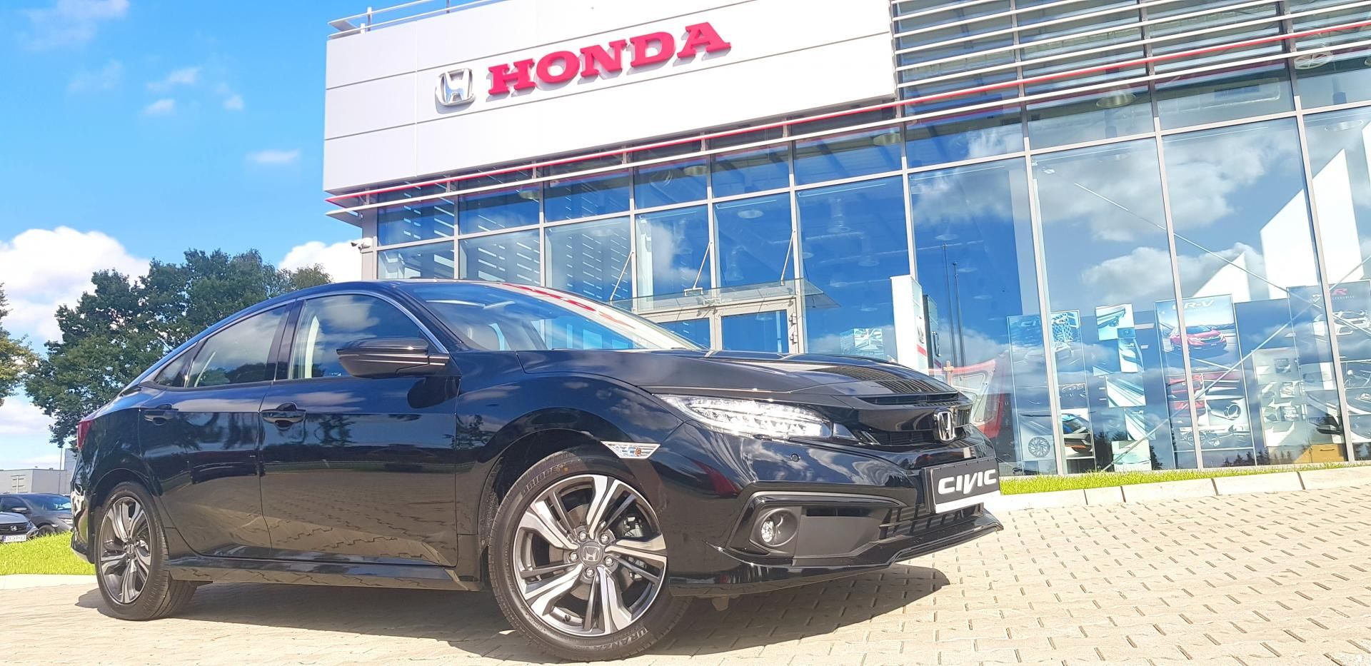 Honda Civic 1.5 Elegance MT 2020