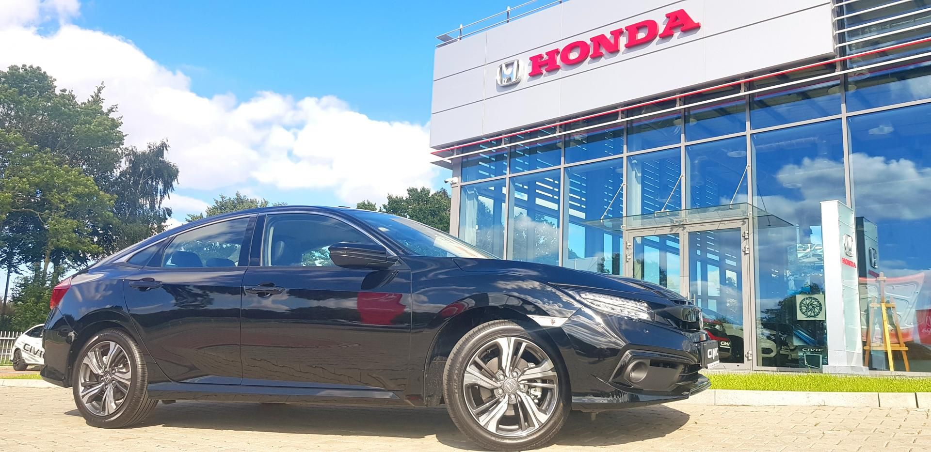 Honda Civic Sedan 1.5 Elegance CVT 2020  RABAT 12 000,-
