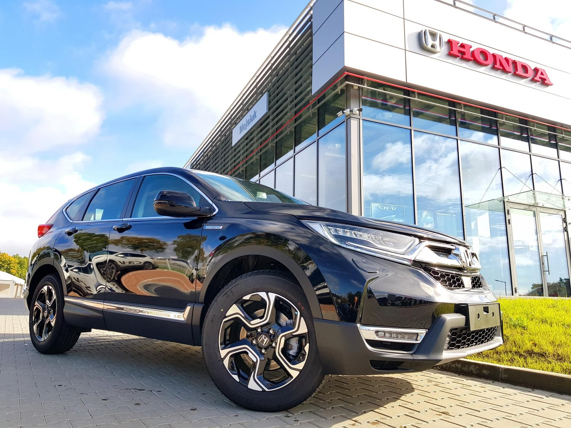Honda CR-V 1.5 Elegance 2WD HYBRID e-CVT 2020 RABAT